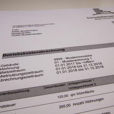 Hausverwaltung Simmern, Kastellaun, Emmelshausen und Boppard.